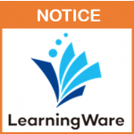 【LearningWareに関する重要なお知らせ】ユーザーの一括登録・変更(CSV)でのCSV項目削除について